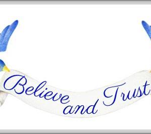 *確信を持つ(Believe and Trust)*大天使ミカエルオラクルカードより、今日のエンジェルメッセージ(Aug.12)