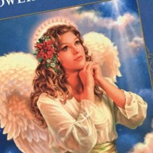 *祈りのパワー(Power of Prayer)*エンジェルオブアバンダンスオラクルカードより、今日のエンジェルメッセージ(Sept.22)