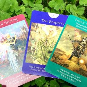 *6月のメルマガ(252号):フェアリータロットカードより、3つの扉が導く聖なる風景*(Jun.6)