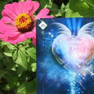 *大いなる愛(Great Big Love)*オラクルオブザセブンエナジーより、今週のエンジェルメッセージ(Jul.19)