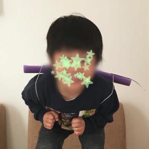 息子のヘアカット Before After
