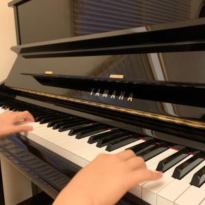 ピアノと中学受験