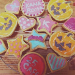 ハロウィン☆アイシングクッキー