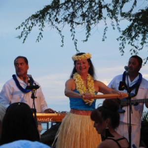 ハワイひとりたび旅行記Lani☆ハレクラニの『ハウス・ウィズアウト・ア・キー』でフラショー♪