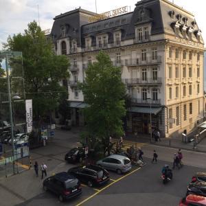 Switzerland: モントルーからジュネーブへ