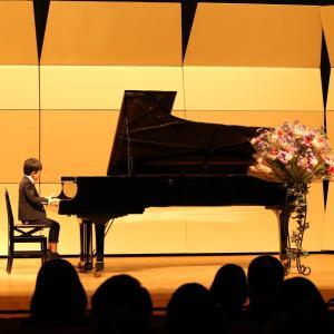 すったもんだしましたが。ピアノの発表会、無事に終わりました