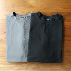 ユニクロの「マーセライズコットンロングTワンピース(半袖)」が今年のパジャマ