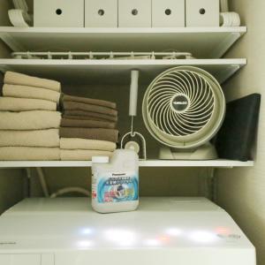 【ドラム式洗濯乾燥機】専用の洗濯槽クリーナーで隠れたホコリまでスッキリ!
