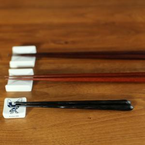 塗り直しながら長く使うための、お箸の持ち方