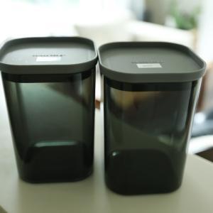 パッキンにニオイがついた保存容器。交換パーツで新品同様になりました