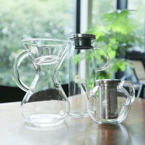 コーヒー、紅茶、緑茶に麦茶……扱いやすいお茶道具は?