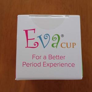 月経カップ(EvaCup)の使い心地について