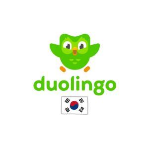 Duolingoで韓国語の勉強を始めました