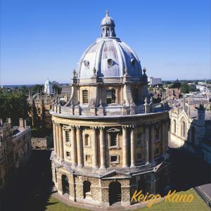 ラドクリフカメラ----オックスフォード