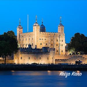 ロンドン塔は、塔なのか