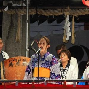 河内音頭 渋川神社