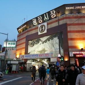 【韓国・蔵出しネタ】広蔵市場で見たビックリ光景。