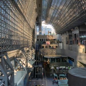 京都駅 2020年5月
