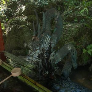 新緑の石山寺 2019