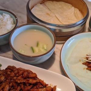 バンクーバーの高級そうな北京ダック中華料理店のお得なランチセット