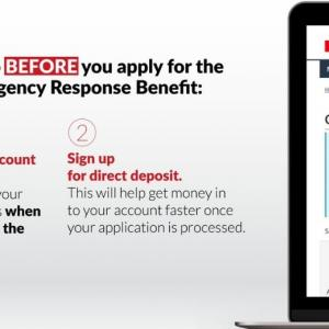 カナダ政府からのコロナ失業給付金$2000の申請方法はオンラインと自動音声電話 この2つの方法で