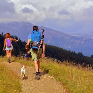 ガンになったら、毎日山歩き!?