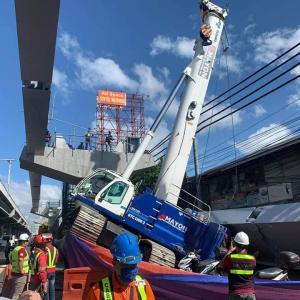 危なかった!高速道路工事の事故・・からの渋滞に遭遇