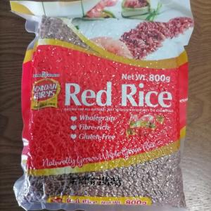 赤飯のルーツ?赤米とレッドモンゴ豆