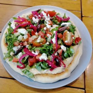 ベジタリアンメニュー豊富なギリシャ料理レストラン