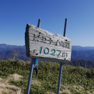 2019.11.04 ピセナイ山
