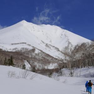 2020.03.29 オプタテシケ山 スキー