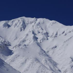 2020.04.12 富良野岳周辺パウダー