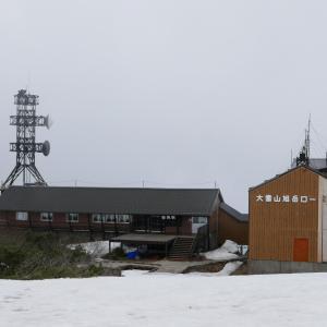 2020-Spring まだまだスキー、旭岳