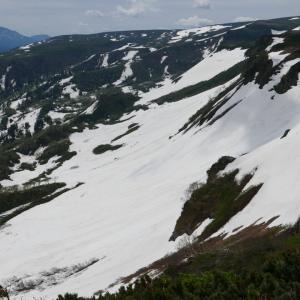 2020 Summer 大雪高原温泉 残雪スキー