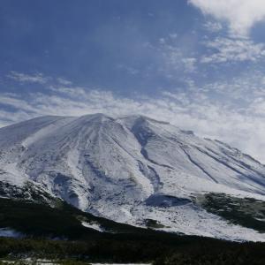 2020.10.10 秋の雪山、旭岳