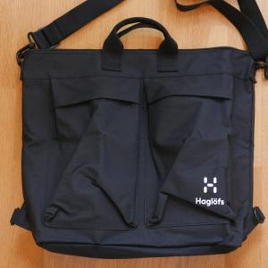 ホグロフス Haglofs HELMET BAG BOOK ‐ 3WAY ヘルメットバッグ