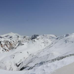 2019.04.24 富良野岳 春スキー