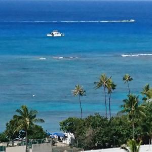 がんばって、ハワイ