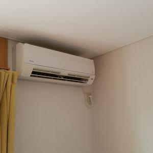 愛知県清須市西枇杷島 ネット購入エアコン取り替え工事
