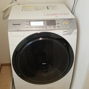 名古屋市中区金山 パナソニック製ドラム式洗濯乾燥機 排水不良不具合修理
