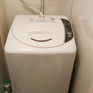 愛知県津島市 SANYO製全自動洗濯機 出張分解クリーニング作業