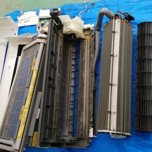 愛知県あま市 三菱電機製 フィルターオート清掃付きエアコン分解洗浄作業をUPしました。