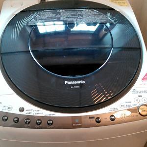 愛知県清須市新清洲 パナソニック製縦型洗濯機 排水しない不具修理を作業事例にUPしました。