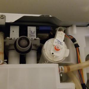 愛知県海部郡大治町 パナソニック製ドラム式洗濯機給水異常不具合修理を作業事例にUPしました。