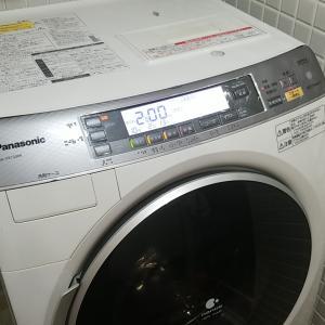愛知県津島市 パナソニック製ドラム式洗濯乾燥機給水異常修理を作業事例にUP