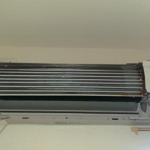 名古屋市中川区戸田 ナショナル製エアコン自動フィルター掃除機能不具合修理を作業事例にUP