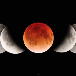 【開運満月儀式】スーパームーン&皆既月食&ウエサク祭という最幸にパワフルな満月の開運儀式☆