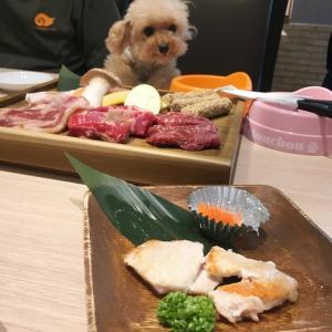 フランと焼肉(*^^*)
