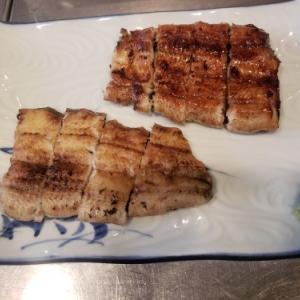 鰻紅白焼き