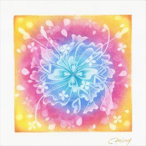 待ちどおしい春を結晶の花アートで♪